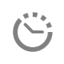 soft lithography save time icon